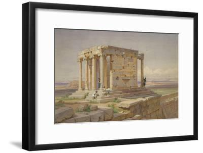 The Temple of Athena Nike. View from the North-East, 1877