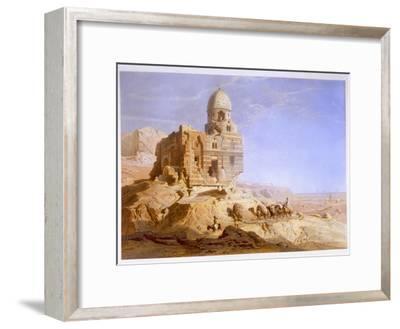 Tombs of the Khalifs, Cairo, 1871