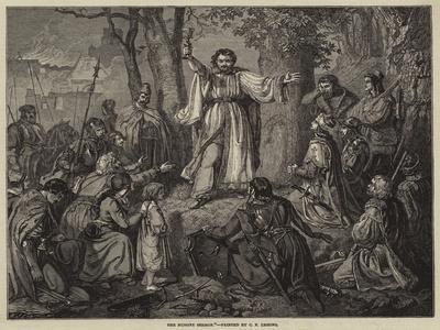 The Hussite Sermon