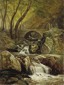 Friedrichsgrund Near Pillnitz, C. 1830 by Carl Gustav Carus
