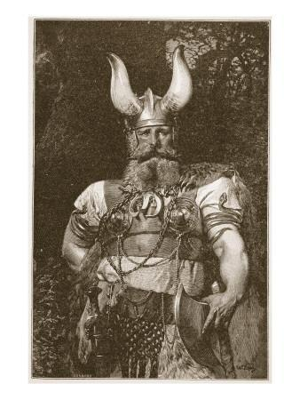 A Viking Chief