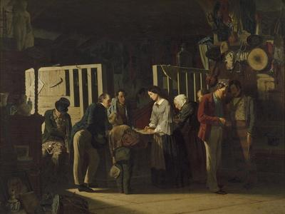 The Pawn Shop II, 1859