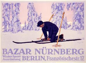 Bazar Nurnberg by Carl Kunst