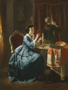 The Love Letter by Carl L.f. Becker