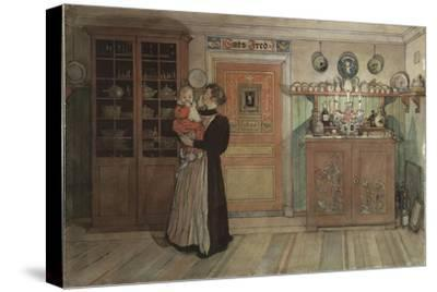 Between Christmas and New Year, from 'A Home' series, c.1895