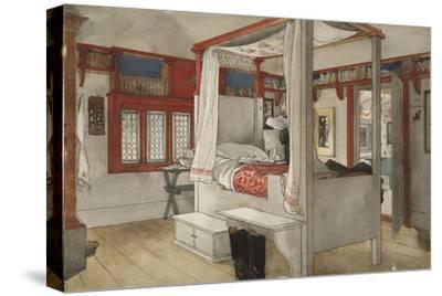 Daddy's Room, from 'A Home' series, c.1895