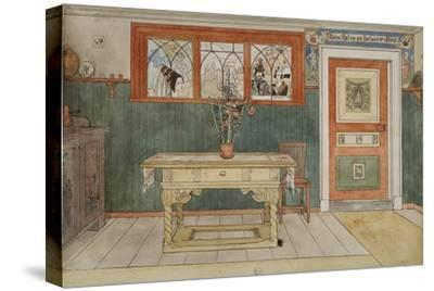 The Dining Room, from 'A Home' series, c.1895