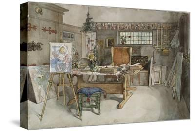 The Studio, from 'A Home' Series, c.1895