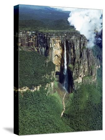 Aerial of Angel Falls