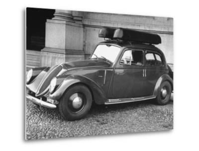 New Fiat Car