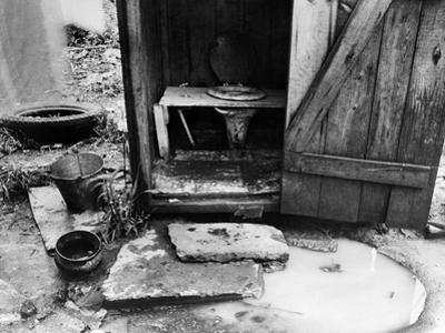 Outdoor Toilet, 1935