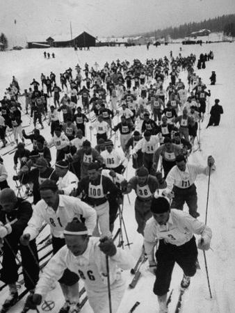 Swedish Ski Meet