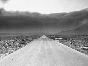 View Showing a Dust Storm in West Texas by Carl Mydans
