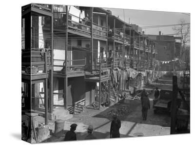 Washington Slum, 1935