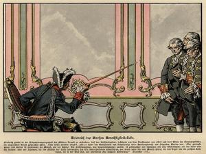 Frederick the Great's Love of Justice by Carl Rochling