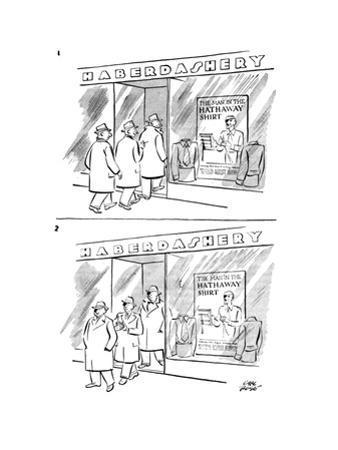 New Yorker Cartoon by Carl Rose