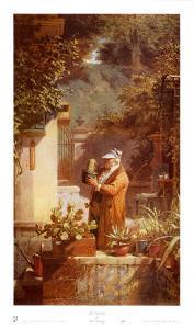Pensionist by Carl Spitzweg