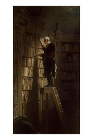 The Bookworm, c.1850