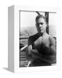 Joe Louis (1914-1981) by Carl Van Vechten