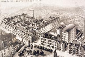 Carl Zeiss Jena Factory