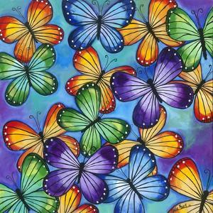 Butterflies by Carla Bank