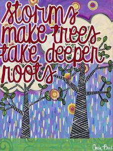 Deeper Roots by Carla Bank