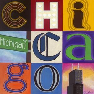 Michigan Avenue by Carla Bank