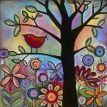 16 Heart-Carla Bank-Giclee Print