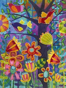 Tres Amigo by Carla Bank