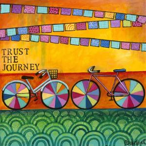 Trust the Journey by Carla Bank