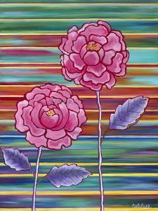 Two Flowers by Carla Bank