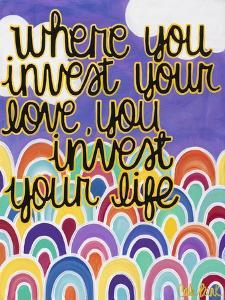 Where You Invest by Carla Bank