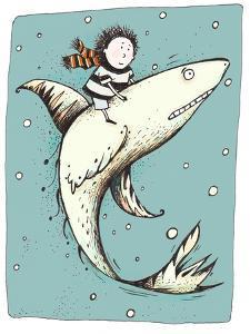 Fish Boy by Carla Martell