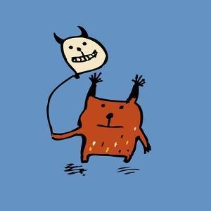 Little Orange Monsters by Carla Martell