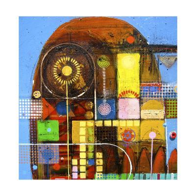 Carlas Garden-David Spencer-Giclee Print