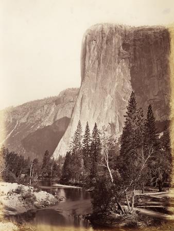 El Capitan, Yosemite National Park, Usa, 1861-75