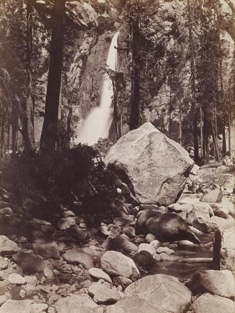 Falls, Yosemite, C.1860