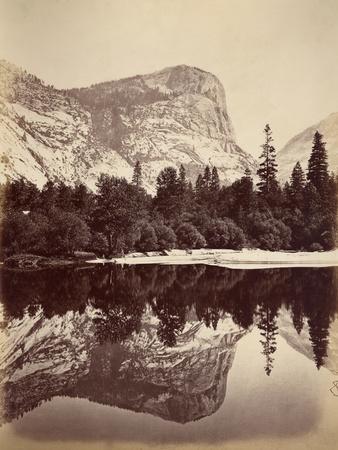Mirror Lake, Yosemite Valley, Usa, 1861-75