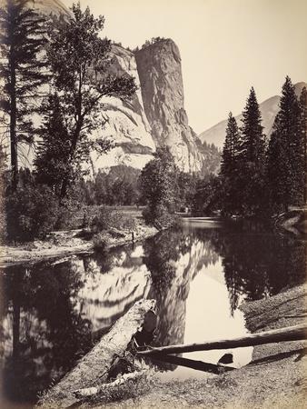 Washington Column, Yosemite National Park, Usa, 1872