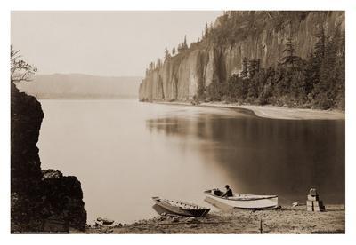 Cape Horn, Columbia River, Oregon, 1867