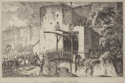Carlisle Castle--Giclee Print