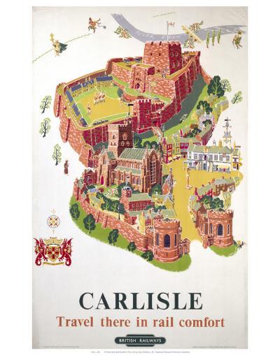 Carlisle--Art Print
