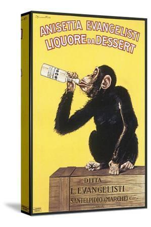 Anisetta Evangelisti, Liquore da Dessert