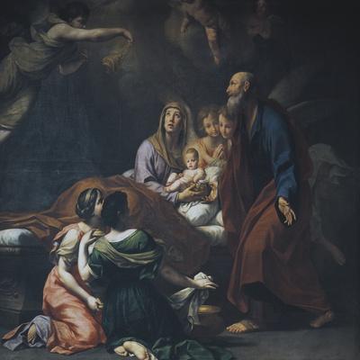 Nativity of Mary, 1709