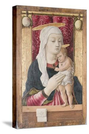 Madonna and Child, C.1468
