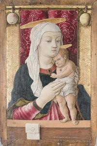 Madonna and Child, C.1468 by Carlo Crivelli