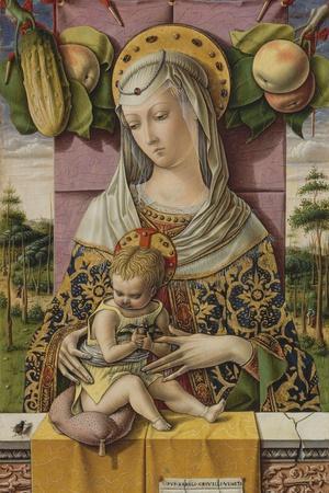 Madonna and Child, c.1480