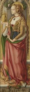 Mary Magdalene, C.1490 by Carlo Crivelli