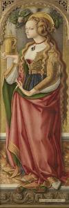 Mary Magdalene, Carlo Crivelli by Carlo Crivelli