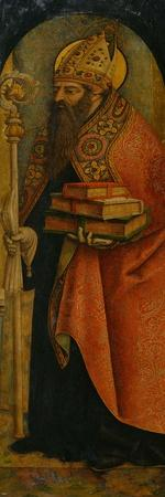 Saint Augustine, 1480S
